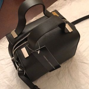 French Connection Owens Mini Box Bag